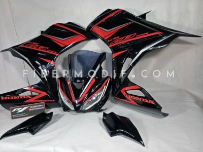 Fairing Model CBR150 Facelift - Techno Underground