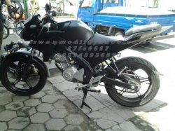 BODI CUSTOM NEW VIXION LIGHTNING MODEL R15 advance