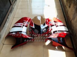 FULL FAIRING MODEL DUCATY MERAH