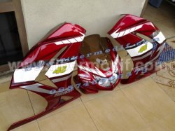 FULL FAIRING MODEL NINJA 250 GP EDITION fiberglass