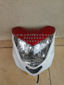 headlamp byson custom