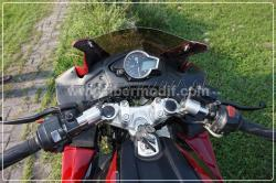 Full Fairing model R25 v2 stiker cutting