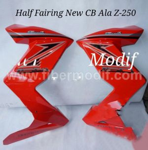 Halffairing All new CB150R model ninja-Z