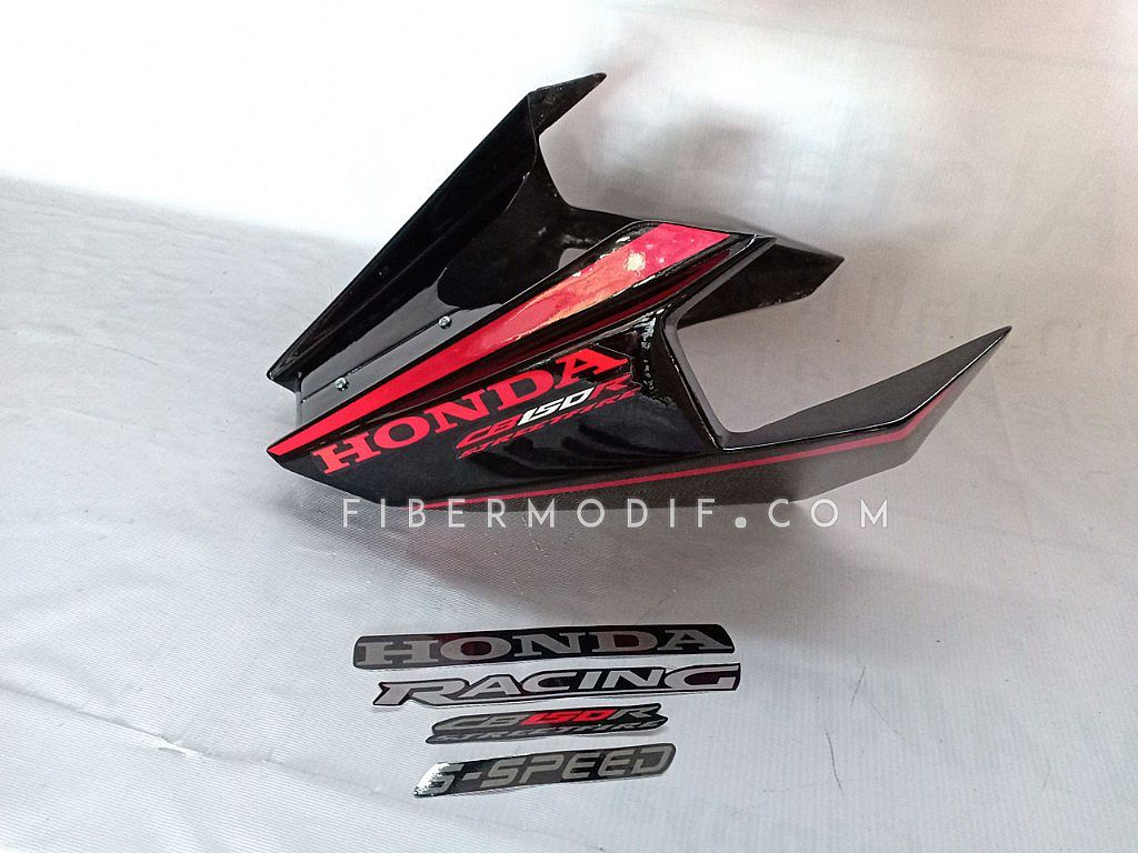 Cover Engine Undercowl CB150R Facelift - 6 Speed DOHC + Sticker Terpisah