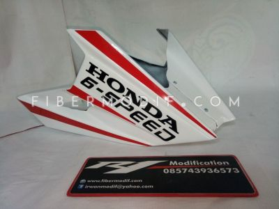 Undercowl CB150R Facelift Red White