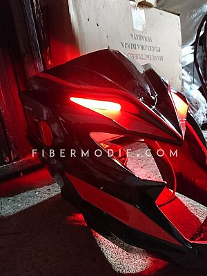 Cover Headlamp CB150R Facelift