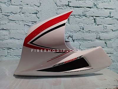 Undercowling CB150R Old Streetfire White Striped