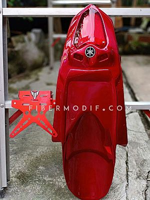 Undertail Byson Red Gloss