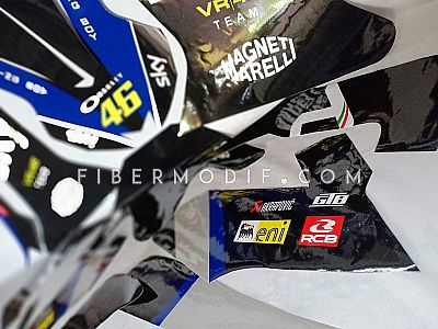 Decal Varaisi R15 V3 - Modern GP Sponsor Edition