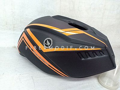 Kontang CBR150R Facelift K45N model CBR250RR - Black Matte Orange Striped